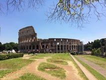 Colosseum Stock Afbeelding