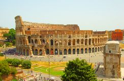 Colosseum Lizenzfreie Stockfotos