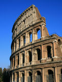 Colosseum. This is the imposing Colosseum. It\\\'s in Rome. This image has been taken in the day, with a fast exposition Stock Photo