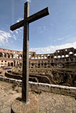 Colosseum. The Colosseum in Rome, Italy Royalty Free Stock Photos
