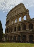 Colosseum. The Colosseum in Rome, Italy Stock Photos