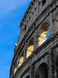 The Colosseum, also known as the Flavian Amphitheatre - Rome Stock Photos
