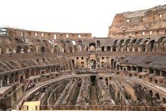 Colosseum amfiteater, Rome, Italien Royaltyfri Bild