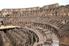 Colosseum amfiteater, Rome, Italien Royaltyfria Foton