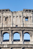The Colosseum amphitheater in Rome, Italy Royalty Free Stock Image