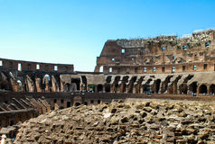 Colosseum Amphitheater, Rome, Italy Royalty Free Stock Photography