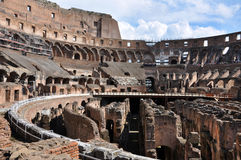 Colosseum amphitheater. Rome, Italy Royalty Free Stock Photo