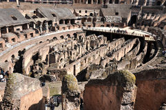 Colosseum amphitheater. Rome, Italy Royalty Free Stock Photos