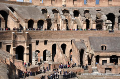 Colosseum amphitheater. Rome, Italy Stock Photo