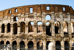 Colosseum Amphitheater, Rome, Italy Stock Image