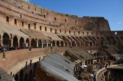 Colosseum, amphitheatre, historic site, landmark, ancient rome. Colosseum is amphitheatre, ancient rome and history. That marvel has historic site, ancient royalty free stock photography