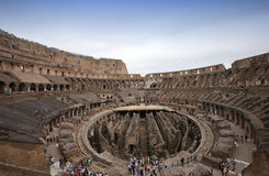 Colosseum amphitheatre, Rome, Italy Stock Photography