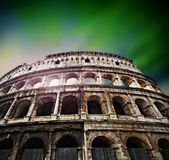 The Colosseum in Ancient Roman Royalty Free Stock Photo
