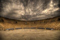 Colosseum antiguo Fotos de archivo libres de regalías