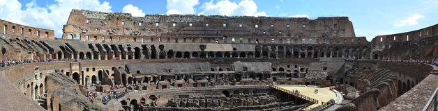 The Colosseum arena Stock Images