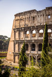 Colosseum arena in Rome, Italy Royalty Free Stock Images