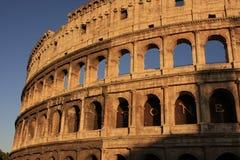 Colosseum av Rome, Italien Fotografering för Bildbyråer