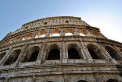 Colosseum. Beautiful sight at the Colosseum Royalty Free Stock Images