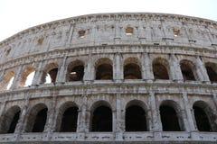 colosseum berömda italy mest ställerome sikt fotografering för bildbyråer