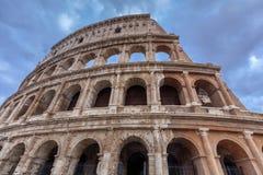 colosseum berömda italy mest ställerome sikt italy rome Arkivbild