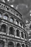 Colosseum Black And White HDR Royalty Free Stock Image
