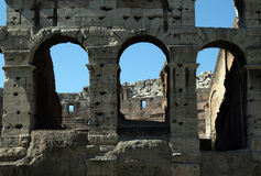 Colosseum close up Royalty Free Stock Photo