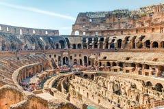 Colosseum (coliseu) em Roma Imagens de Stock Royalty Free