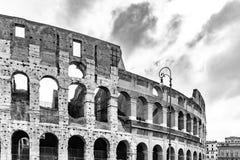 Colosseum, coliseu ou Flavian Amphitheatre, em Roma, It?lia imagens de stock