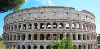 Colosseum of Coliseum stock afbeeldingen