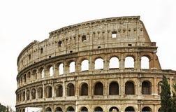 Colosseum  (Coliseum) - Flavian Amphitheatre in Rome. Italy Stock Image