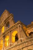 The Colosseum. The Coliseum, Long Exposure, Rome, Italy Royalty Free Stock Photos