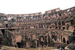 The Colosseum Royalty Free Stock Photography