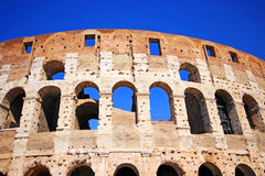 Colosseum Coliseum in Rome. Italy Stock Images