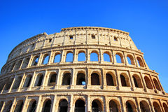 Colosseum Coliseum in Rome. Italy Royalty Free Stock Photography