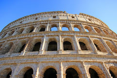 Colosseum Coliseum in Rome. Italy Stock Photography