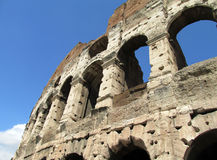 TheColosseum,Coliseum in Rome Royalty Free Stock Images