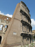 The Colosseum, Coliseum in Rome Stock Photo