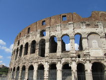 TheColosseum,Coliseum in Rome Royalty Free Stock Image
