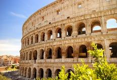 Colosseum Coliseum in Rome, Italië royalty-vrije stock fotografie