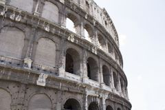 Colosseum Coliseum in Rome, Italy stock photography