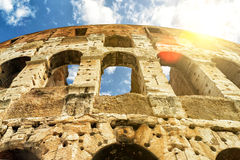 Colosseum (Coliseum) in Rome Royalty Free Stock Images