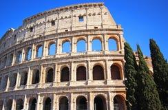 Colosseum Coliseum in Rome. Italy Stock Photo