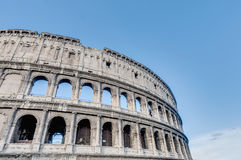 The Colosseum, or the Coliseum in Rome, Italy Royalty Free Stock Photos