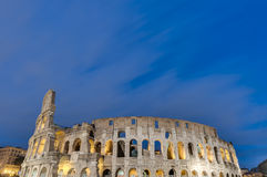 The Colosseum, or the Coliseum in Rome, Italy Royalty Free Stock Image