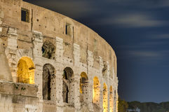 The Colosseum, or the Coliseum in Rome, Italy Stock Photos