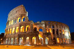 Colosseum, Colosseo, Рим Стоковая Фотография