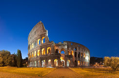 Colosseum Colosseo, Rome Fotografering för Bildbyråer
