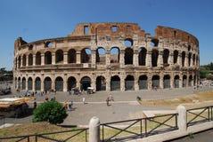 Colosseum, Colosseum, Rome, Colosseum, historic site, landmark, ancient rome, ancient roman architecture. Colosseum, Colosseum, Rome, Colosseum is historic site royalty free stock photo