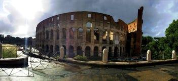 Colosseum, de bijzondere spruit van Rome royalty-vrije stock fotografie