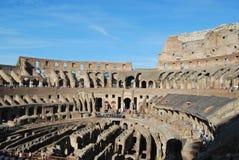 Colosseum de Roma en Lazio en Italia imagen de archivo